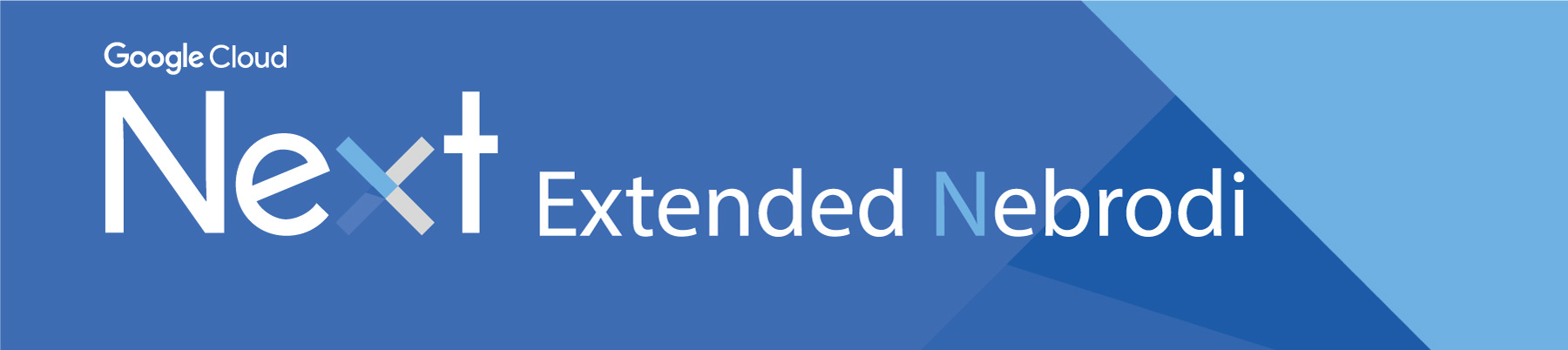 google cloud next extended gdg