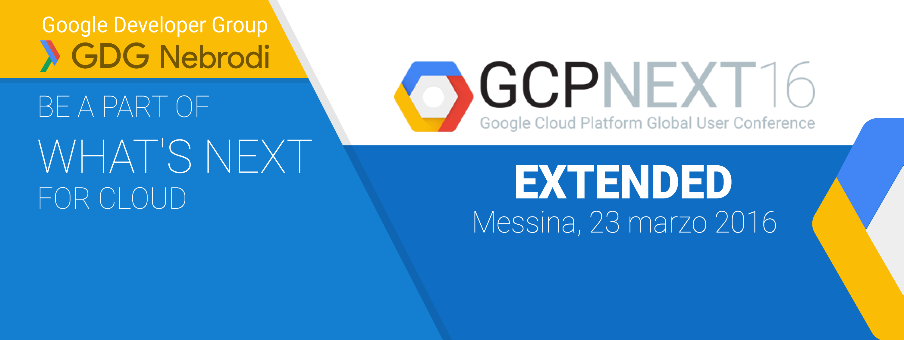 Google Cloud Platform Conference 2016